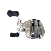 Freshwater ZZ-3320 7 Wonderful Fishing Water Drop Reels Anti Abrasion Elegant Water Drop Wheels Dual Braking System Design Hot Sale ZZ-3320