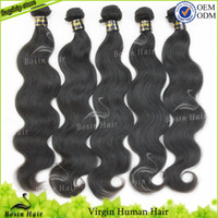 Wholesale Unprocessed Human Hair Weaves Grade 5A Mix Length ...