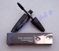 Wholesale HOT Makeup Mascara False Lash Look Mascara Black Waterproof ml gift