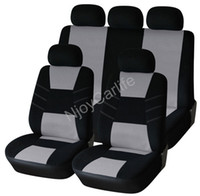 Wholesale New Cloth piece Front Rear Car Seat Covers Set Protector cover Universal