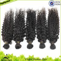 Remy Hair Extensions Wholesale Queen Hair Unprocessed 3 Bund...