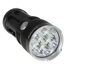 Wholesale Led Flashlight Lumens x CREE XM L T6 LED Flashlight Water Resistant amp Super Bright Torch Flash light