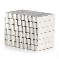 Wholesale Hot sale super magnetic Permanent Cuboid x5x1 mm N50 Rare Earth Neodymium Magnet