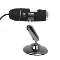 Wholesale 1000X USB Digital Microscope Electron Magnifier Camera With LED Measurement Software Newest