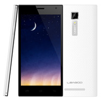 Wholesale US Stock Unlocked LEAGOO Lead quot IPS LCD Android MTK6582 GHz Quad Core Processor Support Dual Sim GB Mobile Smart Cell Phone