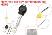 Wholesale Car key restructuring tool HU66 FOR VW HU66 key molding tool VW car key combination tool HU66