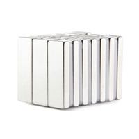 4mm bar magnet sale - In Stock L30x10x4mm a N50 Strong bar Neodymium Magnet Rare Earth on sale