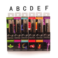 hookah pen - Brand New Original Fantasia E hookah pen puffs disposable hookah pen