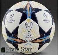 Wholesale European champion league football Anti slip Soccer ball High Quality PU size soccer ball