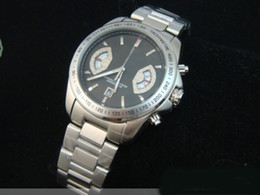Wholesale Christmas gift automatic top brand dweller sea brand stainless steel black dial mens Mechanical Watches bb