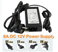 Wholesale 25PCS Brand NEW DC V A transformer switching V AC for Strip light Warranty years A Power supply transformer