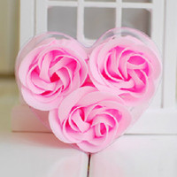 Wholesale 10pcs Lovely Wedding Soap for Wedding Gift Party Favor For Body Shower As Party Supplies