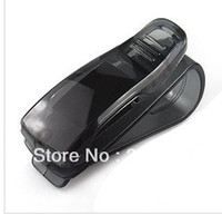 Silicon Glasses Case Yes Free shipping (50 pieces lot ) Wholesale Car Vehicle Visor Sunglasses Glasses ticket Holder Clip