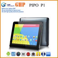 Wholesale 9 PiPO P1 G RK3288 Android Tablet PC Retina Screen x1536 pixels mp Camera K Video HDMI GPS mAH Battery