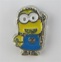 Cheap Charms floating charms Best Slides, Sliders Animals Glass Lockets charms