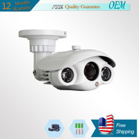 """Yes Infrared Video Camera 1200TVL HD 1 2.5"""" SONY CMOS IMX138 Sensor Array Infrared D N Outdoor waterproof home Surveillance Security CCTV Camera with OSD"""