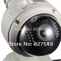 Wholesale Wanscam Electronic New PTZ Pan Tilt x Zoom P MegaPixel HD H IR Cut Night Vision Outdoor Security IP Camera Wireless