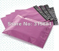 Poly Puyang PY-69 11''x14'' (100PCS) PURPLISH RED poly mailers colourful poly bags poly envelopes mailing bags express envelopes!