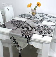 Wholesale new arrival table runners tablemat Wedding Party Supply Decoration drop shiping O