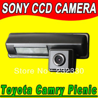 Parking Assistance altezza car - For Sony CCD TOYOTA PICNIC ECHO VERSO HARRIER ALTEZZA Camry Lexus Ipsum Avensis Car Rearview Backup Reverse Parking Camera