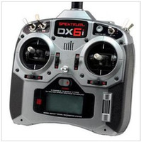 airplane motors - DX6i RC Full Range GHz DSM2 channel Remote Control with ED7000e receiver Mode1 or Mode2 for Helicopters Airplanes