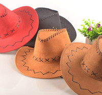 Wholesale 2014 Fashion cowboy hat baseball cap New peaked cap