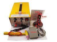 Wholesale good quality DX A handheld laser spot welder laser welding machine laser welder