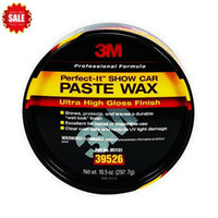 Wholesale 2016 NEW Manufacturers Box M car care car wax polish Promotions M car care Perfect Show Car Paste Wax Ultra High Gloss