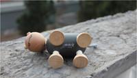 as pictures showed Wood Pendant toys wildlife Maple Australia Anamalz 24 pcs organic animal wooden dolls farm educational