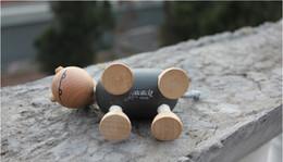 Wholesale toys wildlife Maple Australia Anamalz organic animal wooden dolls farm educational