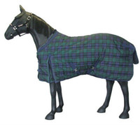 horse harness - Winter Outdoor Horse Racing Clothing Thick Warm Cotton Horse Rugs Wind Proof Detachable Horse Harness