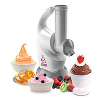Ice Cream Makers Plastic ECO Friendly Yonauas Magic Dessert Bullet Fruit Healthy Ice Cream Maker Electric Kitchen Tools Frosty Treats in 10 Seconds