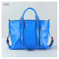 Totes Unisex Plain hot sale new style fashion woman handbag designer leather handbag for lady