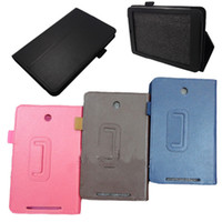 100pcs Lichee Pattern PU Leather Case For Asus MeMO Pad HD 7...