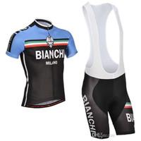 Men bianchi - bianchi cycling clothing bib bicycle wear shorts outdoor men bib jersey