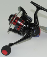 Cheap Hot Sale Spinning Fishing Reel KB2000 11 Ball Bearing Gapless Aluminium Spool Salt Water Reels Gear 5.2:1 Free Shipping