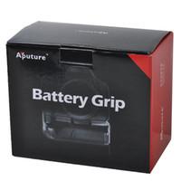 Wholesale Aputure Vertical Camera Battery Grip for Canon EOS D DSLR Replace BG E7
