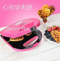 Wholesale Waffle Maker machine muffin Heart shaped muffin Pancake crepe maker scone machine electric baking pan