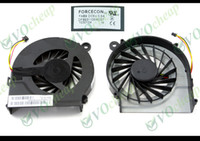 Wholesale Laptop Cooling fan cooler W O heatsink for HP for ComPaq Presario CQ42 CQ62 G42 G62 Series SPS