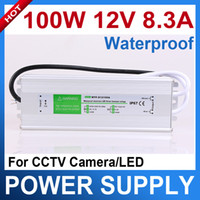 Wholesale Transformer CCTV Power Supply Waterproof Electronic LED Driver V W A Power Supply for the camera