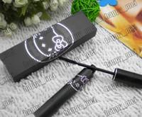 Wholesale Factory Direct Pieces New Professional Makeup Eyes kt Cat Waterproof Mascara Black g