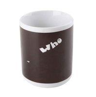 Wholesale Mr Thief Color Changing Heat Senstive Mug Cup Black