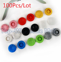 Wholesale Multicolorcolor pair Piece Analog Thumbsticks cover for xbox Controller controller