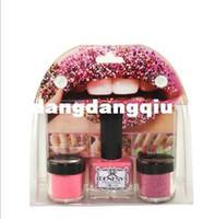 Wholesale Factory direct sale velvet manicure velvet nail polish caviar nail polish velvet set Caviar nail polish velvet