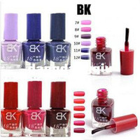 Wholesale Nail Polish NEON Colors of Lacquer Neon Collection For Nail Salon Workers colors