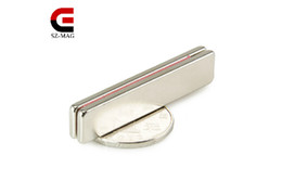 5pcs super Magnetic L50x10x2.5mm N50 Neodymium Magnet Rare Earth Nd-Fe-B in stock with free shipping