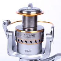 Wholesale Fishing trolling reels Singnoe SF11000 Ratio Bearings BB carp or saltwater reels for fishing spinning wheel