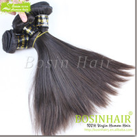 Wholesale 4PC Grade 5A Unprocessed Virgin Indian Hair Straig...