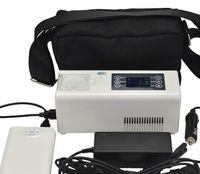 Cheap wholesale insulin cooler box,insulin fridge,insulin cooler bag with LCD screen built-in battery