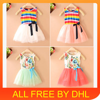 TuTu baby smocked dresses - 2015 Toddler Dresses Tutu Skirt Smocked Dress Baby Clothes Baby girl Wedding dress design kids Baby Girl Party Dress Children Clothing